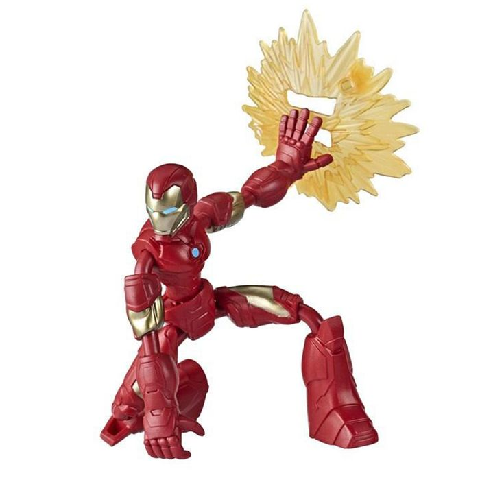 Boneco Marvel Vingadores Bend and Flex - Hasbro