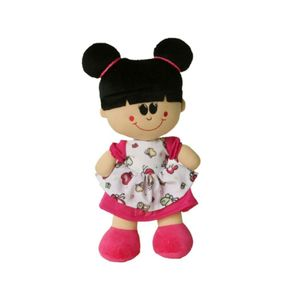 Boneca Renatinha 32cm Baby Girls Collection-Toy´s  Pelucia.