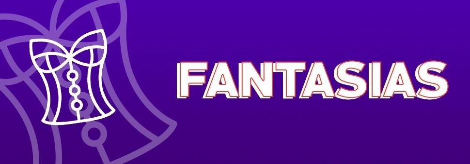 Categoria: fantasias