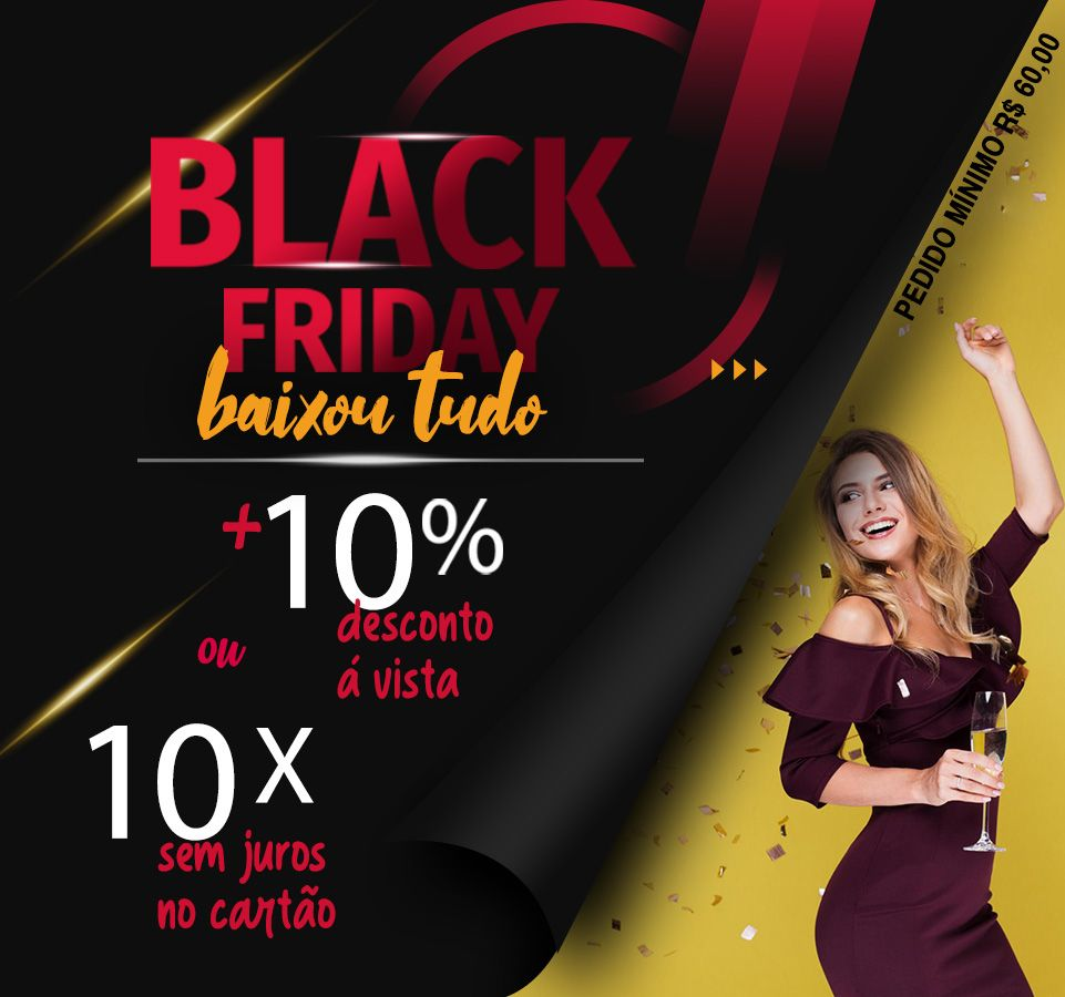 Institucional Black Friday
