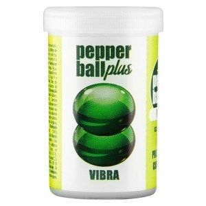 Capsula de gelatina Pepper Ball Plus - Vibra - PEPPER BLEND