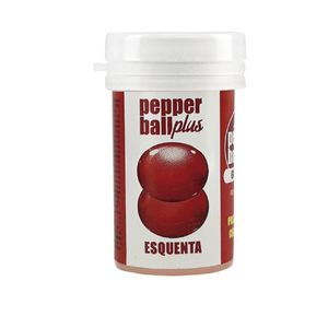 Bolinha Cápsula de gelatina Pepper Ball Plus - Esquenta - PEPPER BLEND