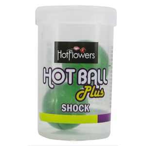 Bolinha Hot Ball Plus – Shock – HOT FLOWERS