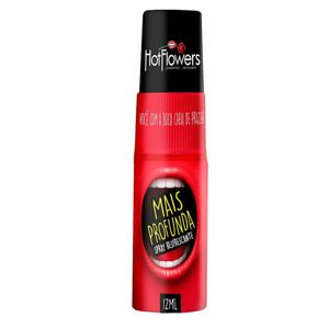 Mais Profunda - Spray Refrescante Para Sexo Oral – HOT FLOWERS