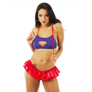 Fantasia Mini Super Girl – PIMENTA SEXY