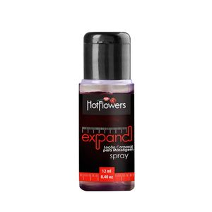 Gel Excitante Expand 12ml - HOT FLOWERS