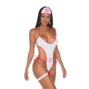 Fantasia Mini Body Médica - PIMENTA SEXY