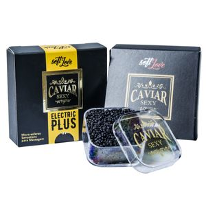 Excitante Caviar Sexy Eletric Plus 14g - SOFT LOVE