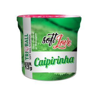 SOFT BALL AROMAS 12GR - TRIBALL CAIPIRINHA (SOFT LOVE)