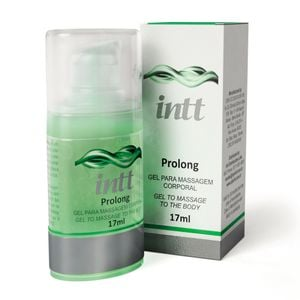 Gel Prolongador e Retardante Masculino Prolong 17ml - INTT