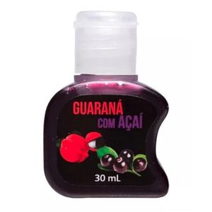 Gel Hot Aromatizado 30ml - Guarana Com Açai - Soft Love
