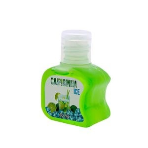 Gel Ice Aromatizado - Caipirinha - 30ml - SOFT LOVE