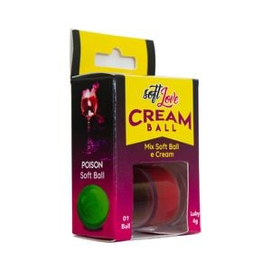 Cream Ball Poison Hard - 4g - Soft Love