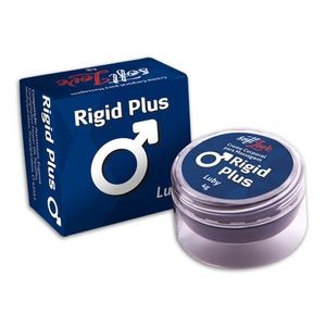 Pomada Prolongadora de Ereção Luby Rigid Plus - 4g - SOFT LOVE