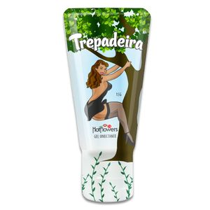 Gel Excitante Feminino Trepadeira – 15g – Hot Flowers