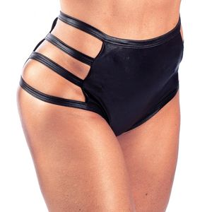 Hot Pants Sado Preto – Tam. Un – Hot Flowers