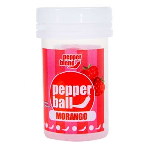 Cápsula Explosiva Pepper Ball – Morango – 2 unidades – Pepper Blend