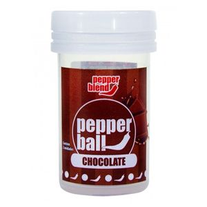 Cápsula Explosiva Pepper Ball – Chocolate – 2 Unidades – Pepper Blend