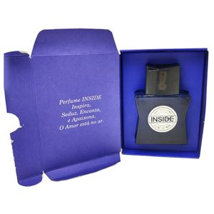 Perfume Masculino Polo Blue – 50ml – Inside