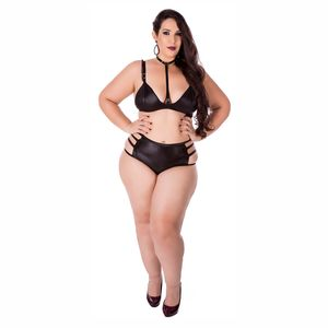 Hot Top Sado com Coleira Removível – Plus Size – Hot Flowers