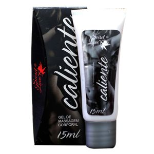Facilitador de Êxtase Feminino Caliente – 15ml – Secret Love