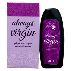 Gel Adstringente Always Virgin – 20ml – Secret Love