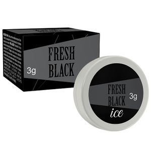 Pomada Excitante Unissex Fresh Black Ice – 3g – Secret Love