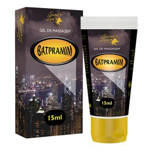 Lubrificante Siliconado Batpramim – 15ml – Secret Love