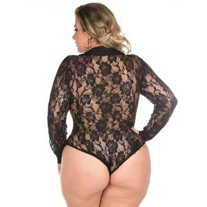 Body Executiva – Plus Size – Pimenta Sexy