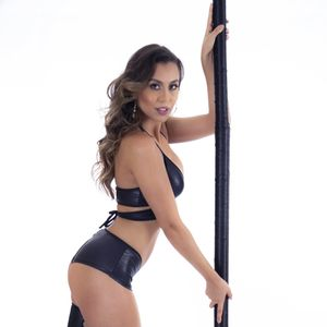 Fantasia Pole Dance – Tan. Un – Pimenta Sexy