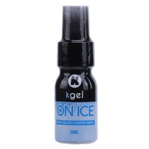 Kgel  On Ice Spray Beijavel 30ml - Menta - K Import