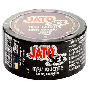 Jato Sex Gel Hot Dragon 7g (pepper Blend)