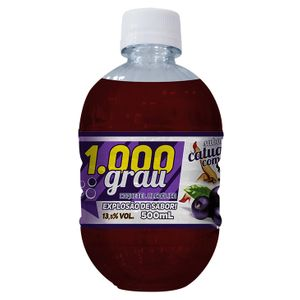 1000 Grau Catuaba C/ Açai 500ml (soft Love)