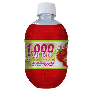 1000 Grau Morango 500ml (soft Love)
