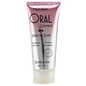 Oral Gourmet Marshmallow Gel 35ml (pessini)