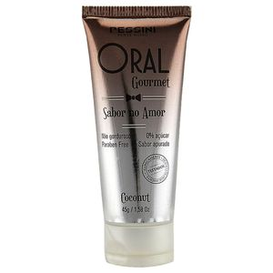 Oral Gourmet Coconut 35g (pessini)