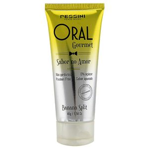 Oral Gourmet Banana Split 35ml (pessini)