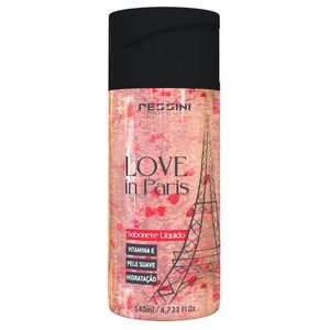 Sabonete Paris In Love 140ml (pessini)