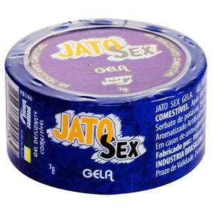 Gel Retardante Masculino Slow Jato Sex – 7g – Pepper Blend