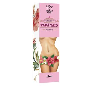 Gel De Massagem Corporal Tapá Taio - Secret Love