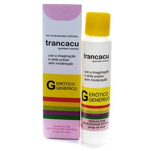 Trancacu Gel Excitante E Dessensibilizante Anal – 18ml – Secret Love