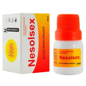 Dessensibilizante Anal Nesolsex – 15ml – Secret Love