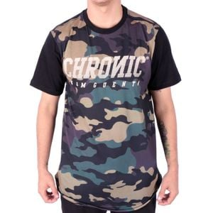 Camiseta Chronic Camufla