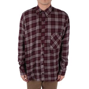 CAMISA QUADRICULADA BROWN