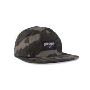 CHRONIC 019/336 BONÉ FIVE PANEL - V4 (CAMUFLADO VERDE)