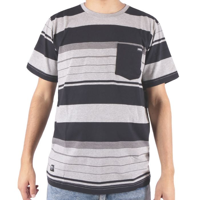 CAMISETA STRIPE 4004