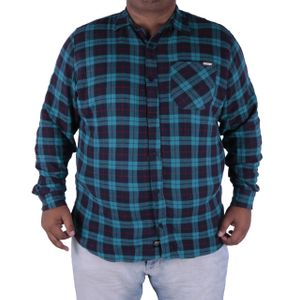 CAMISA QUADRICULADA BLUE BIG