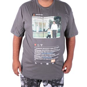 CAMISETA INSTA ESCOBAR BIG