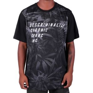 CAMISETA DESCRIMINALIZE