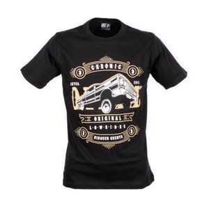 CAMISETA MOTOR CHRONIC